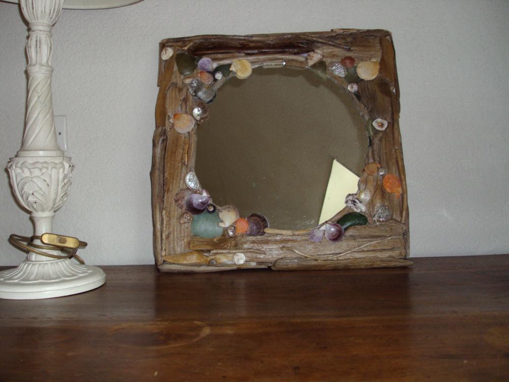Mon miroir au gré des marées