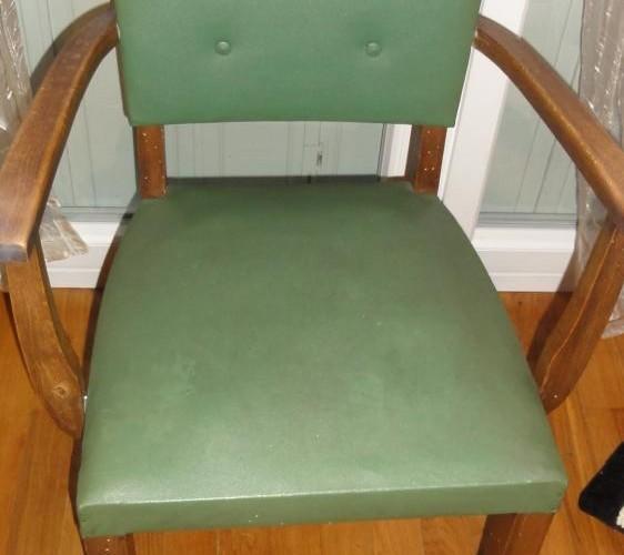 Customiser une chaise avec Marie !