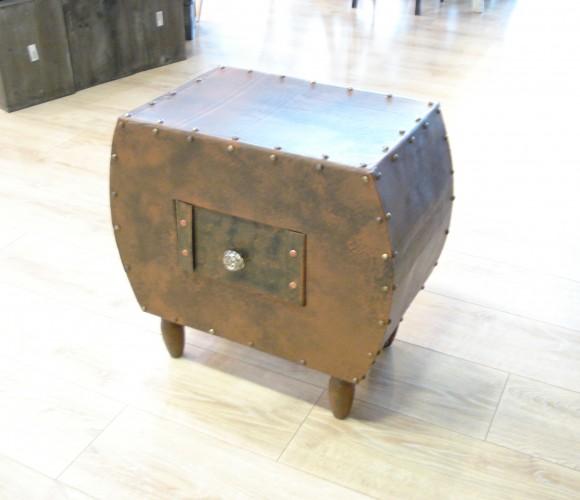 C'est nouveau à l'atelier déco : le meuble en carton !