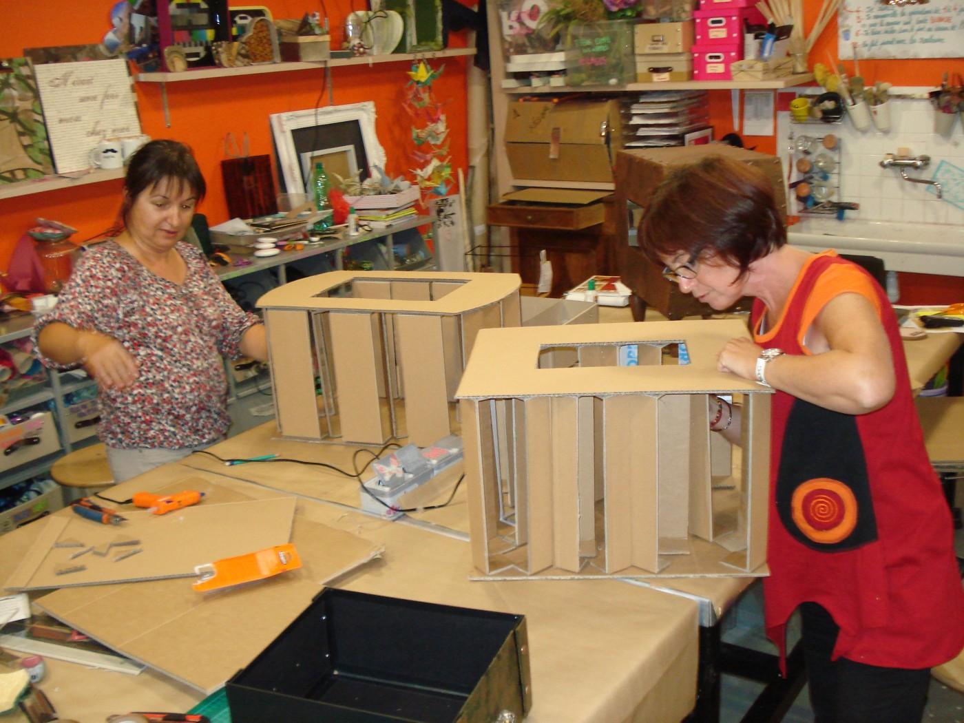 C 39 est nouveau l 39 atelier d co le meuble en carton for Meuble zodio