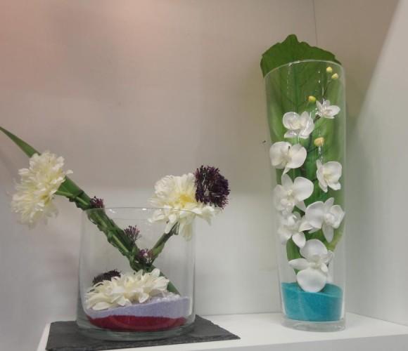 J'ai choisi pour ma maman, une composition florale…