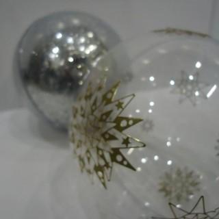 Des boules de noël DIY en 3 minutes chrono !