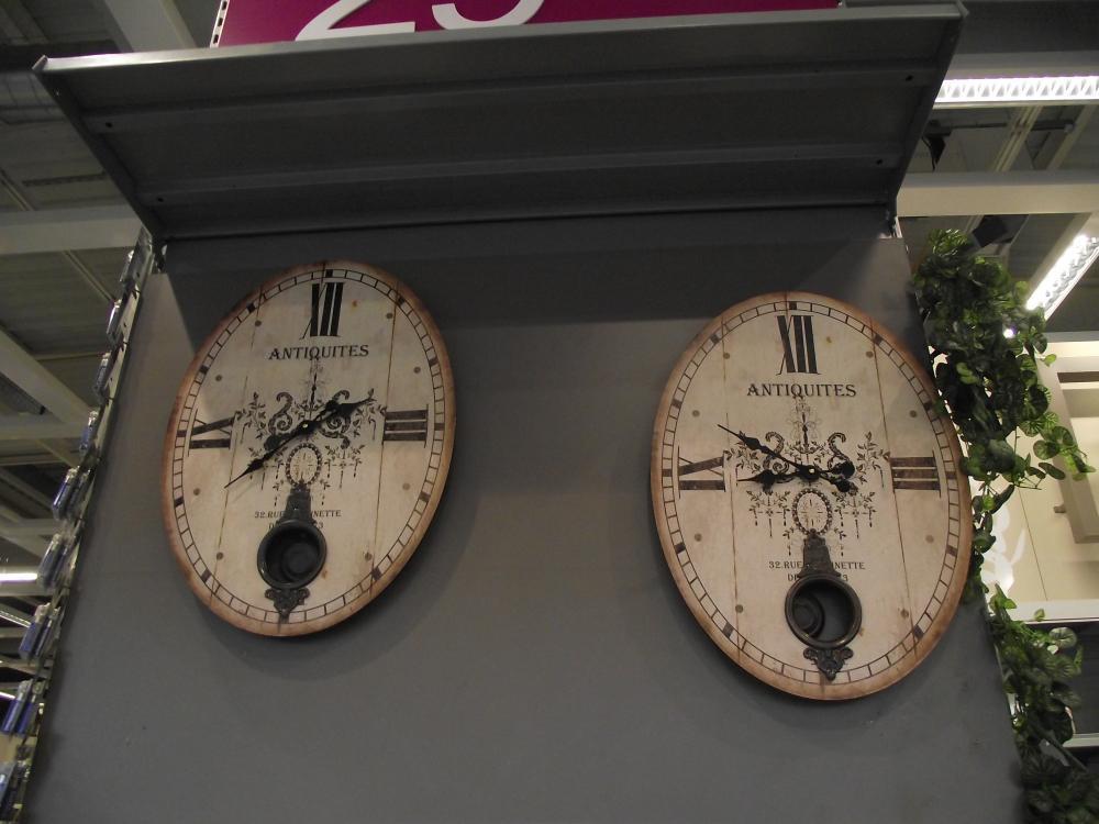 une horloge id ale pour une salle manger blog z dio