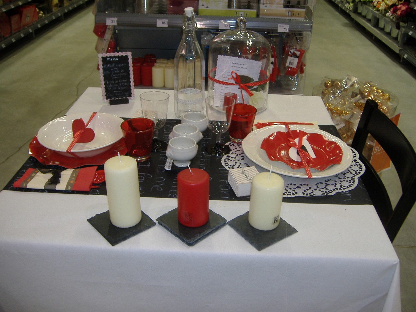 Idée Repas Pour Deux Amoureux claire et ses idées pas chères la saint-valentin