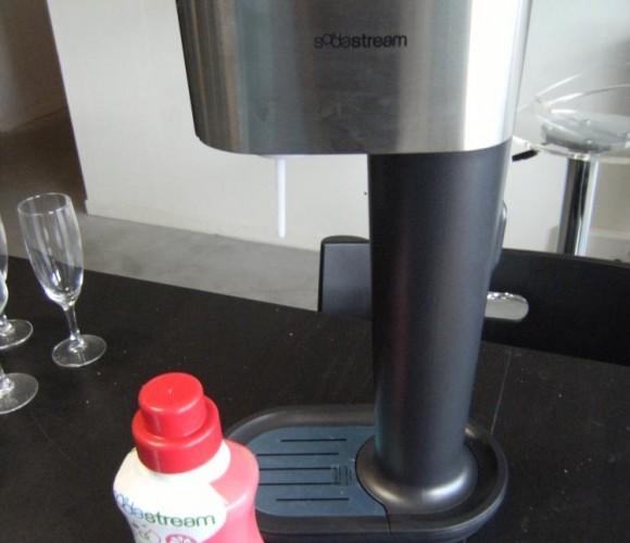 J'ai testé pour vous la machine à soda sodastream