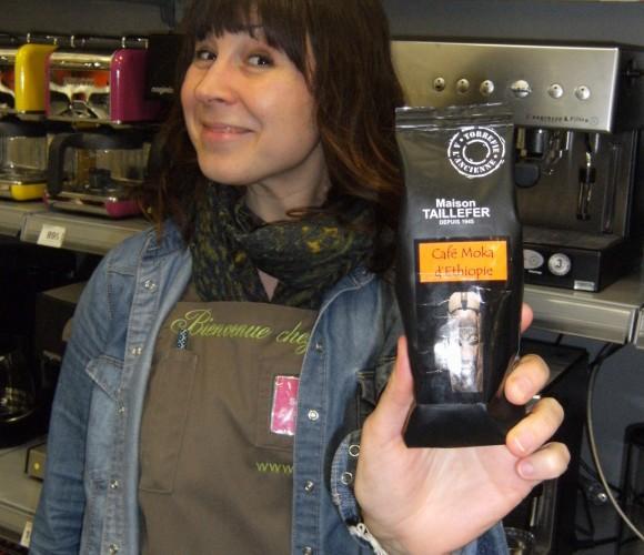 Wahou, du café chez Zôdio!!!!