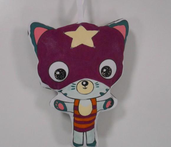 Je vous présente la mascotte de Zôdio Bordeaux!!