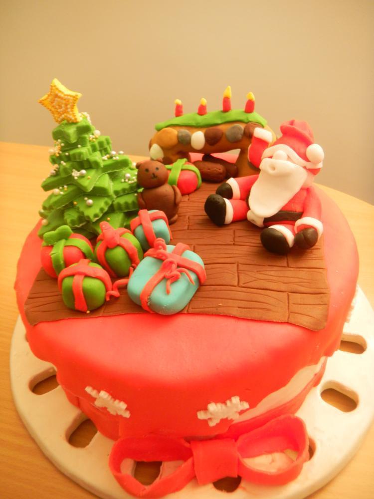 Christmas cake de Fab