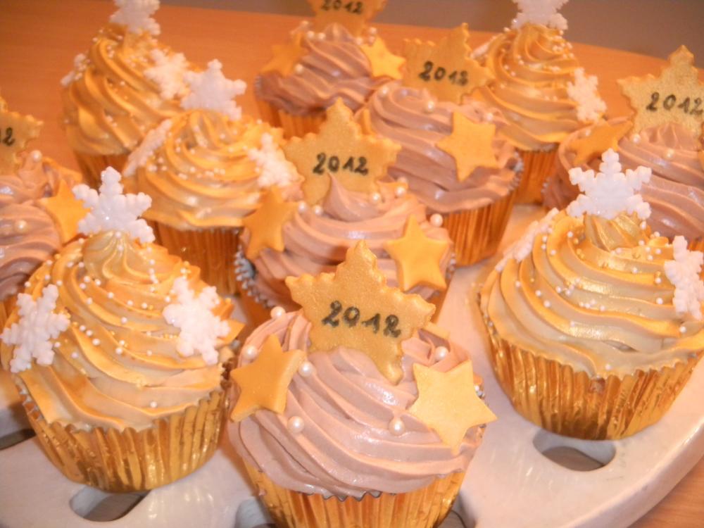 Cupcakes de fête :)