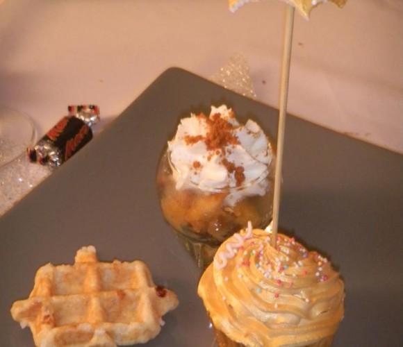 Dessert Bienvenue chez les Chtis :)