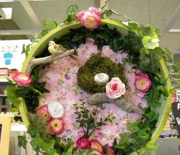 Atelier Cadre Végétal Intemporel