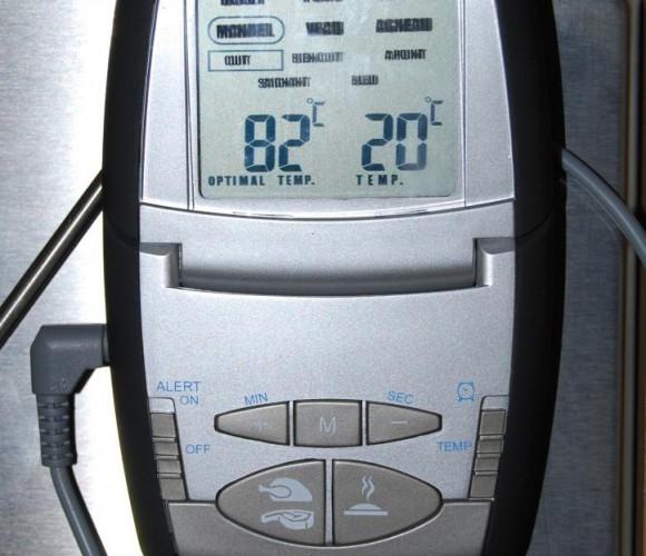 J'ai testé pour vous : Le Thermo sonde de cuisson de chez Mastrad