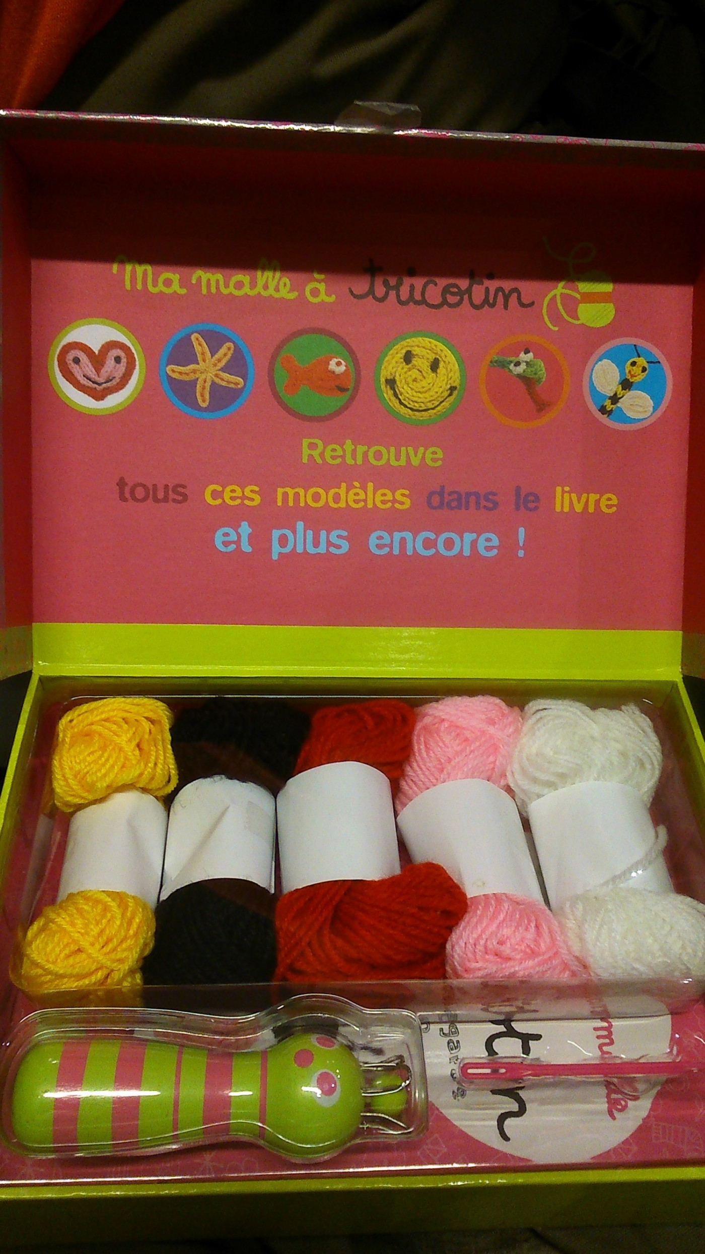 apprendre a tricoter angers