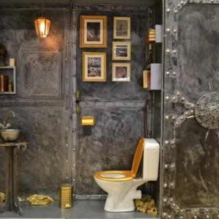 Podium WC créatif...des profondeurs...