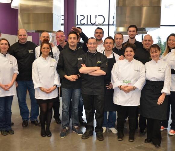 Concours de cuisine amateur 2014 Zôdio Angers
