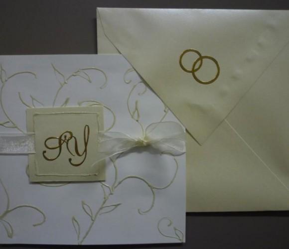 Faire part de mariage : Modèles de cartes de mariages à faire soi-même !!
