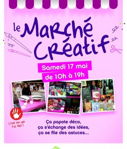 Le Marché Créatif de Chambourcy : découvrez les exposantes de la journée !