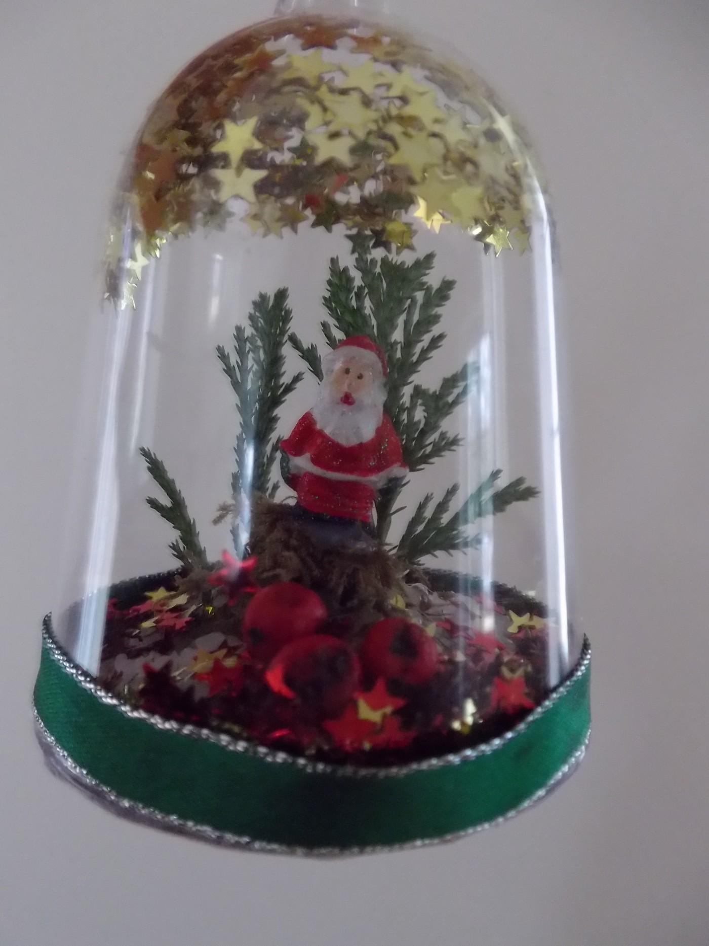 Comment Decorer Un Verre En Plastique A Pied Pour Noel