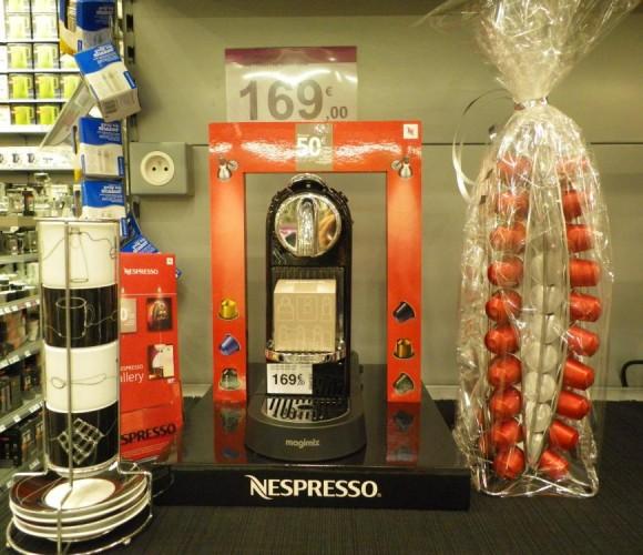 Un super cadeau pour la fête des mères : la Nespresso Citiz !