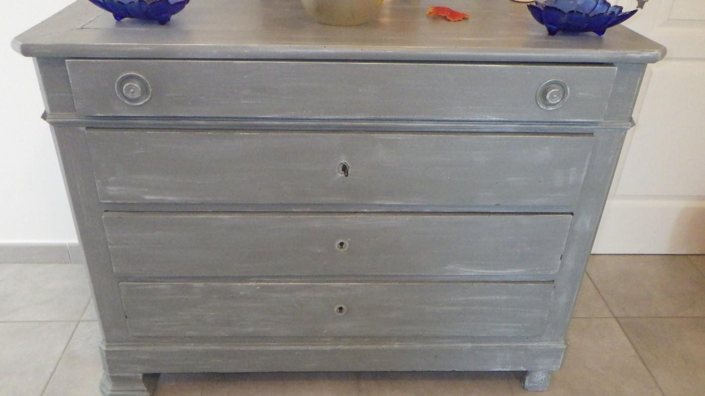 Relooking de meubles blog z dio for Technique peinture meuble