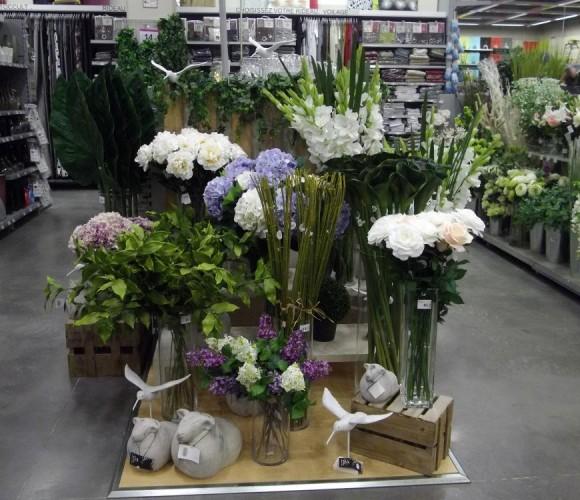 La décoration florale chez Zodio