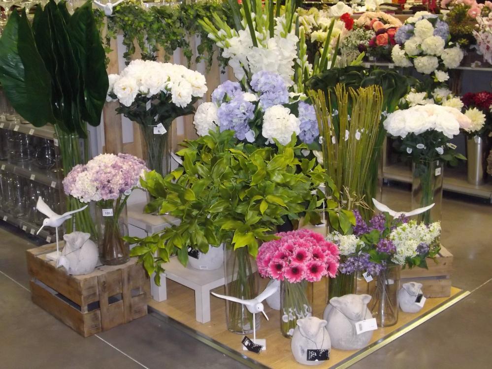 La d coration florale chez zodio blog z dio for Decoration zodio