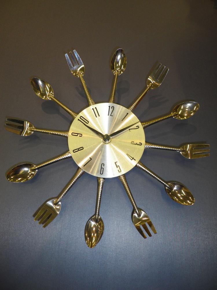 J 39 ai choisi pour vous l 39 horloge couvert blog z dio for Horloge zodio