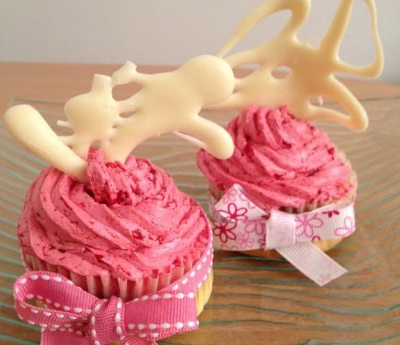 Cupcakes printaniers