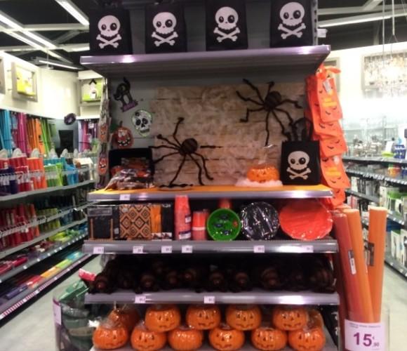 C'est Halloween dans votre magasin Zodio.