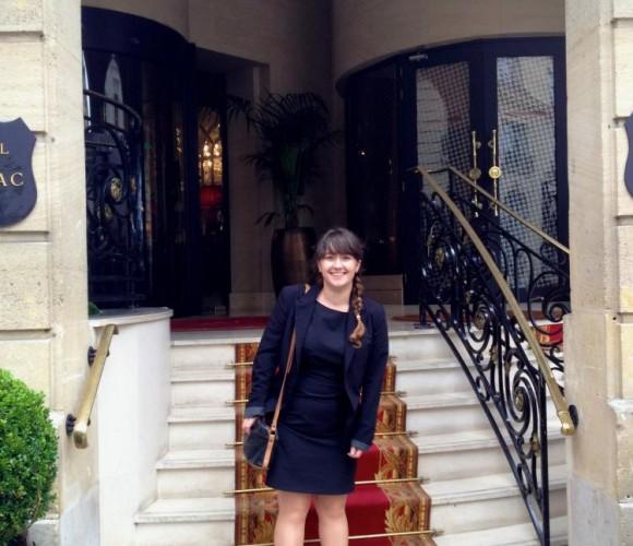 Mon cadeau de Grande Gagnante 2012 des toqués, J'ai testé le restaurant gastronomique Pierre Gagnaire