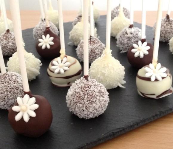 Coco cake pops