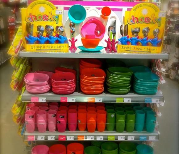 Cheeky & Co…et la vaisselle micro-ondable