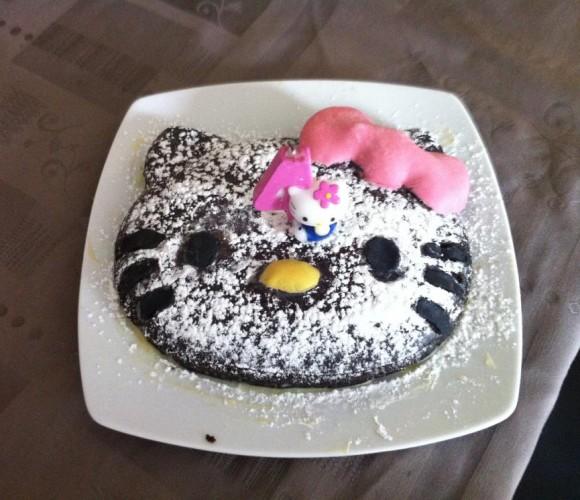 Mon anniversaire à la «Hello Kitty»!!!