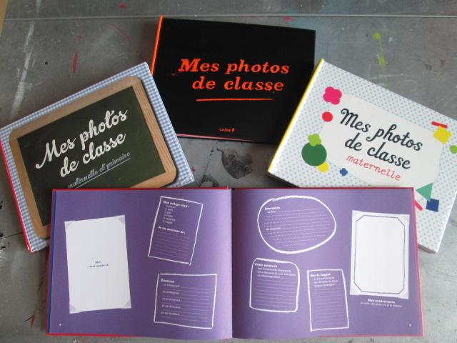 Albums photos pour les grands et les petits