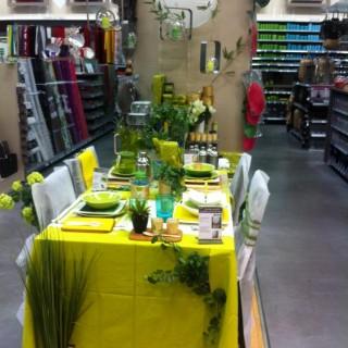 Les tables du printemps sont là!