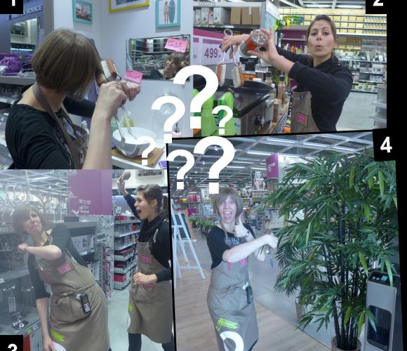 L'objet mystère ou la brosse à plantes Redecker