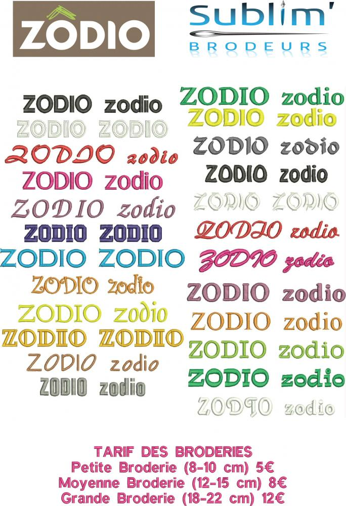 Un atelier de personnalisation textile chez Zôdio !!! Youpi