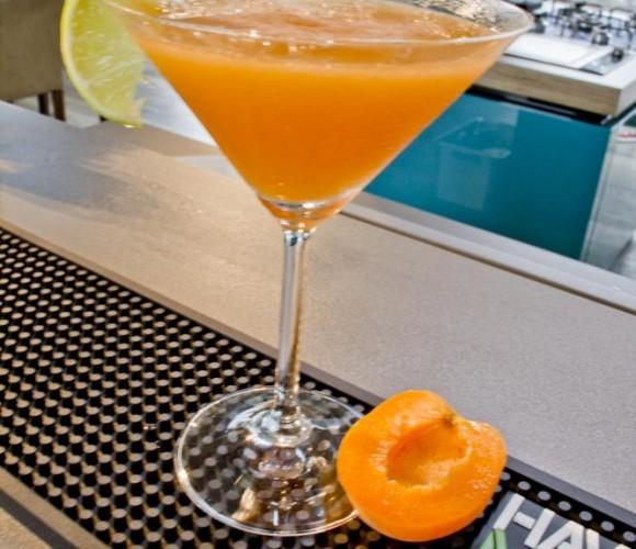 Cocktail création Août : Le Spicy Mandarina