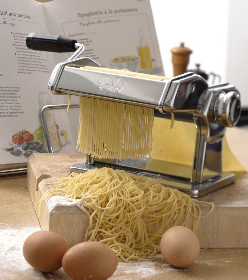 Nos coups de cœur Zôdio : la machine à pâtes MARCATO Atlas 150 ...