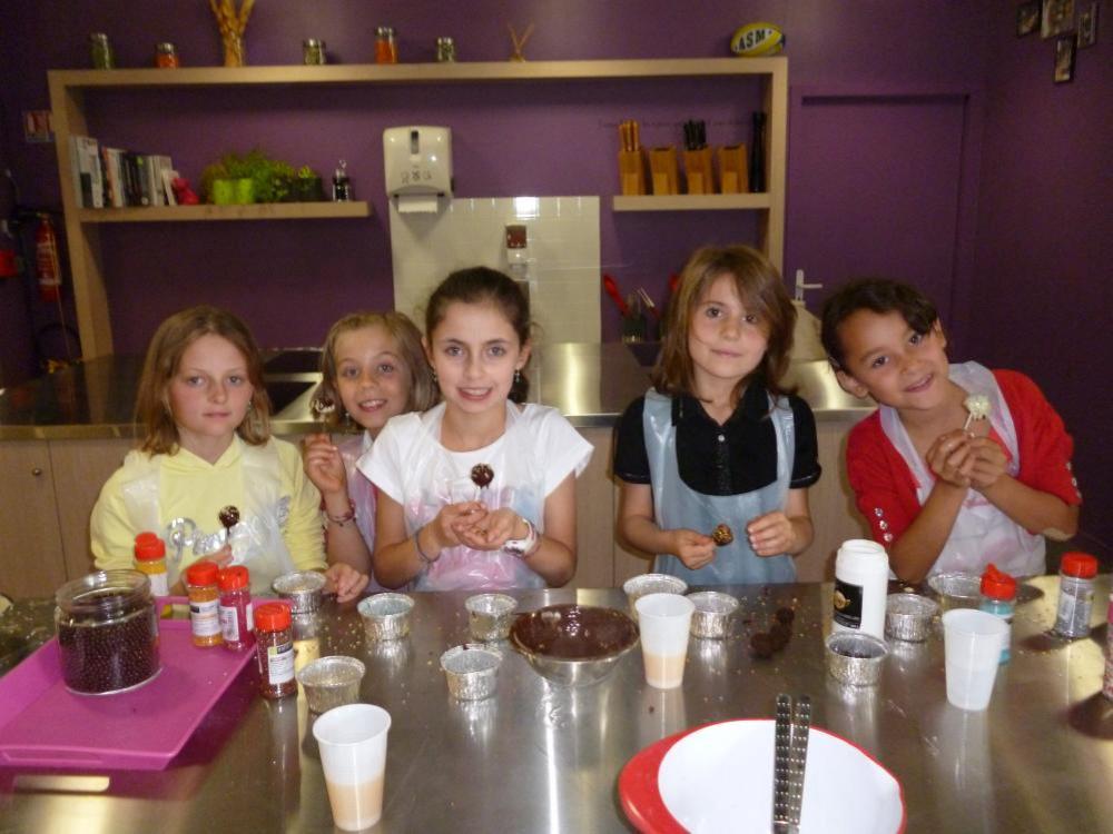 Cake Pops Recette Atelier Des Chefs