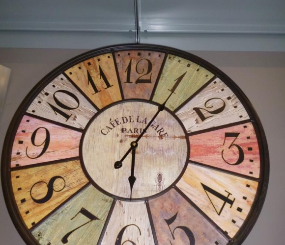 Une horloge pour la fête des pères