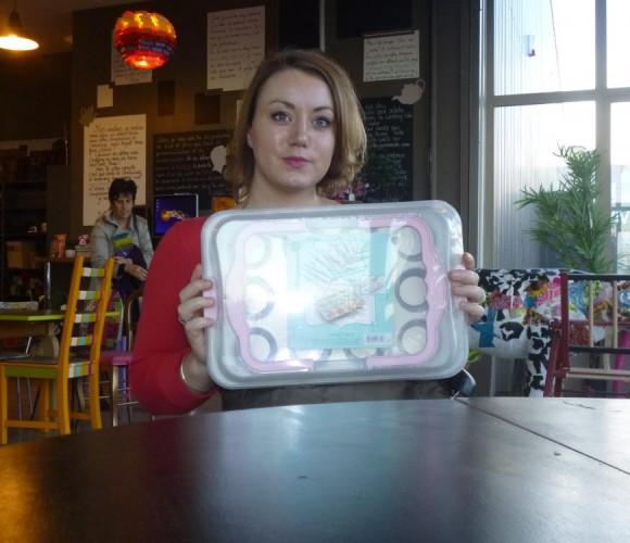 J'ai testé pour vous : la malette de transport et moule à cupcakes Kitchen Craft