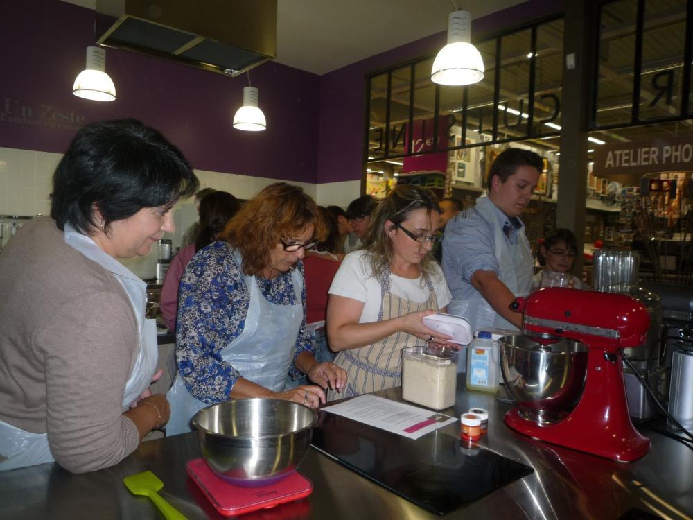 Les Ateliers Cuisine De Geoffroy Blog Zodio