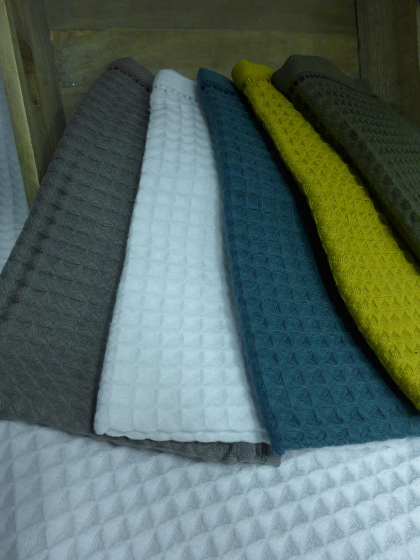la serviette nid d 39 abeille blog z dio. Black Bedroom Furniture Sets. Home Design Ideas