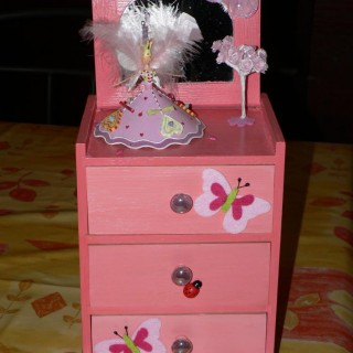 Ma création - Boîte à Bijoux