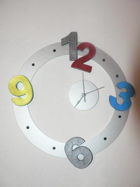 Horloge d co personnaliser blog z dio for Horloge zodio