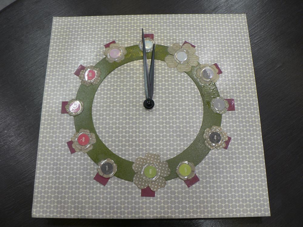 A chacun son horloge blog z dio for Horloge zodio