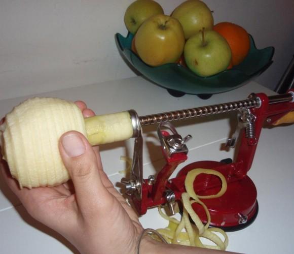 Un pèle-pomme, des milliers d'idées!!!