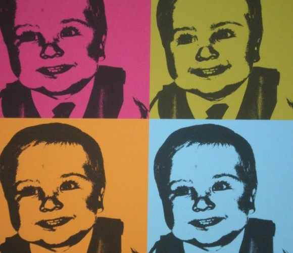 CHASSIS POP ART