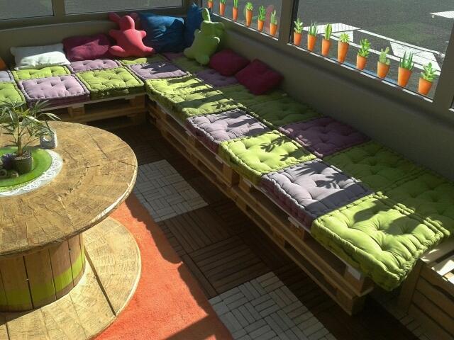 les cr ations palette de nos responsables d co cr a blog z dio. Black Bedroom Furniture Sets. Home Design Ideas